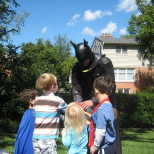 SuperHero For Kids DC, MD, VA - Costumed Character / Children's Party Entertainment in Washington D.C., District Of Columbia