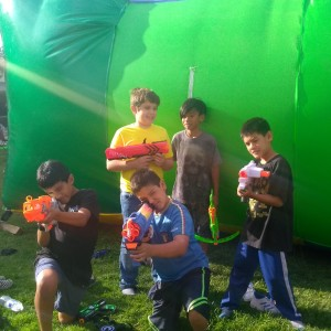 Superior Laser Tag - Party Inflatables in San Marcos, California