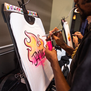 Airbrush Events - Airbrush Artist in St Petersburg, Florida