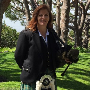 Surf City Piper - Bagpiper / Celtic Music in Huntington Beach, California