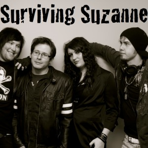 Surviving Suzanne - Alternative Band in Edmonton, Alberta