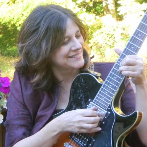Susan Peak Sharing Joy Through Music - Singing Guitarist in Durham, Connecticut