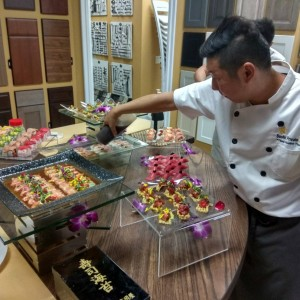 Sushi Private Catering - Caterer in Beverly Hills, California