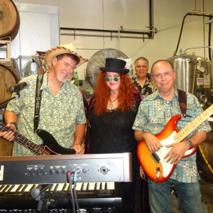 Susie and The Red Vines - Cover Band in Upland, California