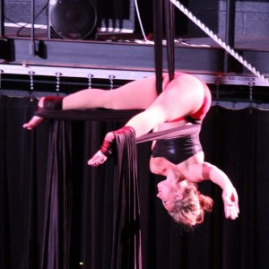 Suspended Gravity - Aerialist in Nashville, Tennessee