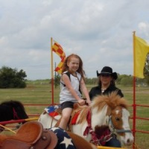 Sutherland Farms Pony Rides - Pony Party / Outdoor Party Entertainment in Pasadena, Texas