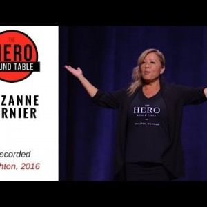 Suzanne Bernier, Author of Disaster Heroes - Author / Business Motivational Speaker in Toronto, Ontario