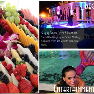 Suzy Q Events - Event Planner / Caterer in Delray Beach, Florida