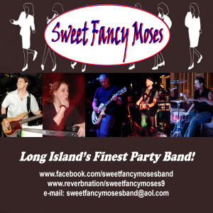 Sweet Fancy Moses - Cover Band / Wedding Musicians in Long Island, New York