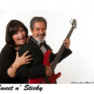 Sweet N' Sticky Band - Classic Rock Band / R&B Group in San Jose, California