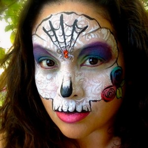 Sweet Pea Face Painting - Face Painter in Phoenix, Arizona