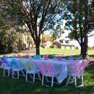 Sweet Petite Seating - Tables & Chairs / Party Rentals in Cincinnati, Ohio