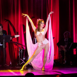 Sweet T - Burlesque Entertainment in Dallas, Texas
