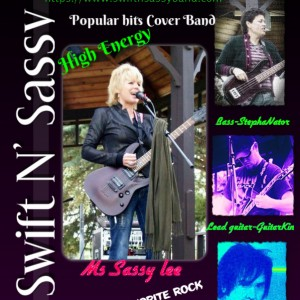 Swift N Sassy Band - Cover Band / Corporate Event Entertainment in Twin Falls, Idaho