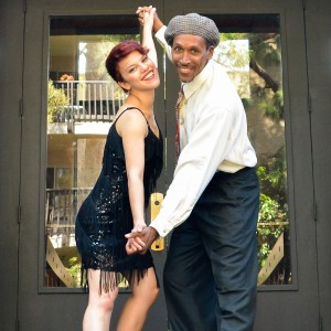 Swing & Jazz Dance Performance - Jazz Dancer / 1940s Era Entertainment in Los Angeles, California