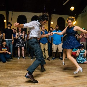 Swing era dance - Swing Dancer in Newark, Delaware