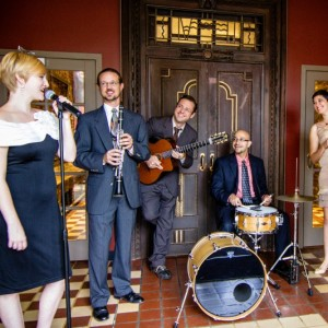 Swing Je T'aime - Swing Band / Wedding Band in Denver, Colorado