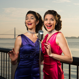 Gracie and Lacy - Jazz Band / 1940s Era Entertainment in Charlotte, North Carolina