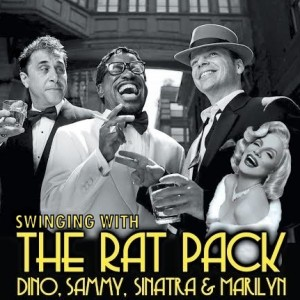 Swinging with The Rat Pack! - Rat Pack Tribute Show / Oldies Tribute Show in New York City, New York