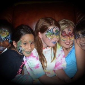 Sybi's Face Painting - Face Painter / Airbrush Artist in Sunrise, Florida