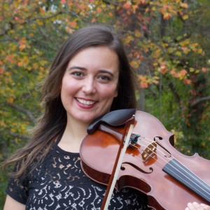 Sylvia DiCrescentis - Violinist in North Grafton, Massachusetts