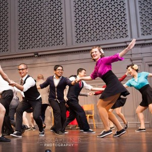 Syncopators Vintage Dance Team - Swing Dancer / 1920s Era Entertainment in Seattle, Washington