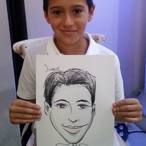 Caricatures by Jeff Sterling - Caricaturist / Children's Party Entertainment in Fort Lauderdale, Florida