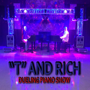 """T"" and Rich Dueling Piano Show - Dueling Pianos / 1960s Era Entertainment in Cleveland, Ohio"