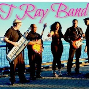 T Ray Band - Motown Group / Oldies Music in Charlottesville, Virginia