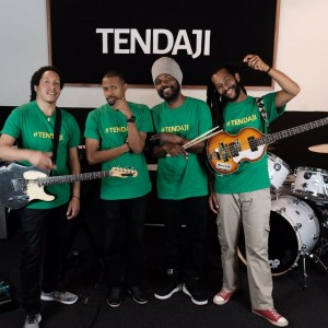 Tafari Watkis & The House Of Joy Band - Reggae Band in Riverside, California