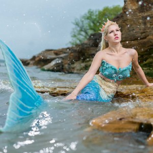 Tails and Tiaras - Mermaid Entertainment / Wedding Officiant in McKinney, Texas