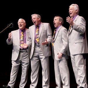 Take Note - Barbershop Quartet / 1940s Era Entertainment in Chicago, Illinois