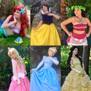 Tales of Enchantment Princess Parties - Princess Party in Long Beach, California