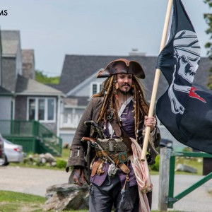 Tall Captain Jack - Pirate Entertainment / Look-Alike in Watertown, Massachusetts