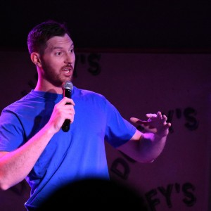 Tall Dark and Comedy - Stand-Up Comedian in Omaha, Nebraska