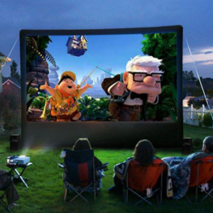 Tally Outdoor Rentals - Outdoor Movie Screens / Halloween Party Entertainment in Tallahassee, Florida
