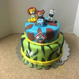 Tally's Cakery - Cake Decorator in Raleigh, North Carolina