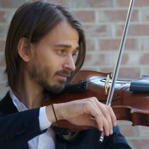 Talmage Spackman - Violinist in San Antonio, Texas