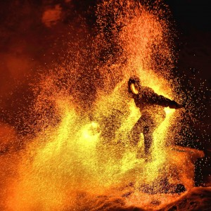 Tamed Fire - Fire Dancer / Dancer in Fresno, California