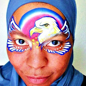 Tamina Funfaces - Face Painter in St Paul, Minnesota