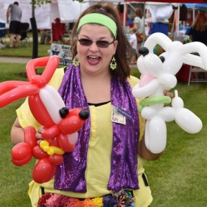Tammy's Twisted Balloons - Balloon Twister / Face Painter in Columbus, Ohio