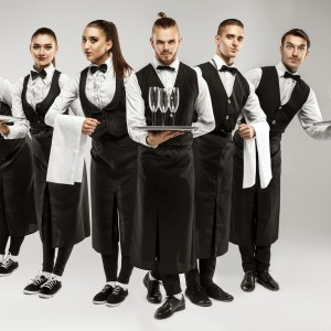 Tampa Bay Event Staffing - Waitstaff / Bar Mitzvah DJ in Tampa, Florida