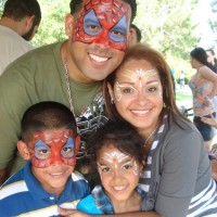 TAMPA BAY PRODUCTIONS: Face Painting, Glitter Tattoos & Body Art - Face Painter in Palm Harbor, Florida