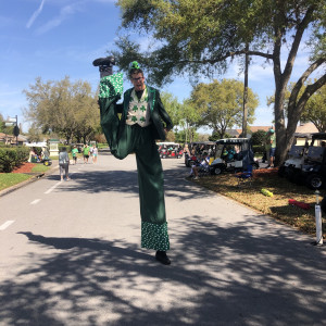 Tampa Stilts - Stilt Walker / Street Performer in Tampa, Florida