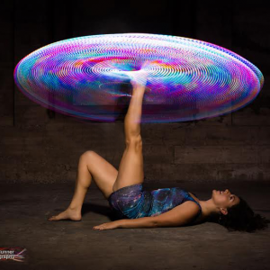 Tani - Fire Performer in Denver, Colorado
