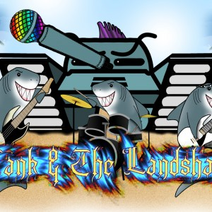 Tank and The Landsharks - Cover Band in Gainesville, Florida