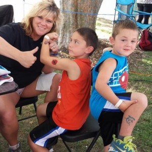 Tans-N-Toos LLC - Temporary Tattoo Artist / Family Entertainment in Brook Park, Ohio