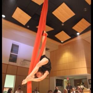 Tatyana Grabarnik - Acrobat in Toronto, Ontario