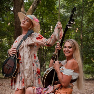 Tar & Feather Duo - Bluegrass Band / Arts & Crafts Party in Charleston, South Carolina