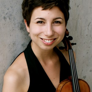 Tara Lynn Ramsey - Violinist in Chicago, Illinois